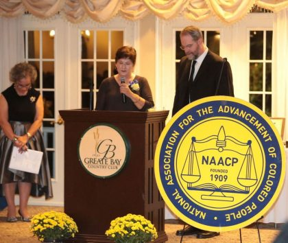 NAACP invocation