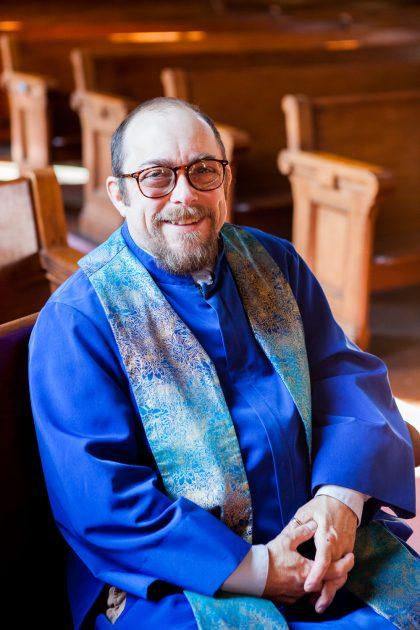 Rev. Paul Langston-Daley